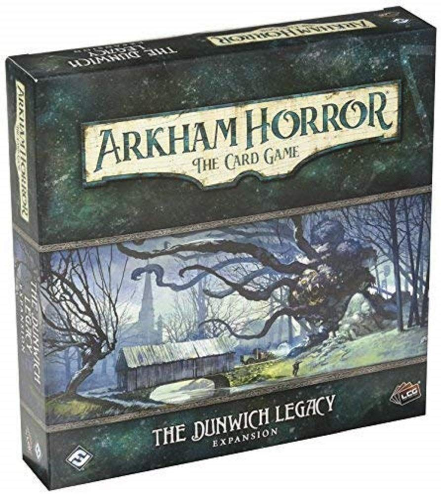 Fantasy Flight Games - Arkham Horror LCG: Deluxe Expansion - The Dunwich Legacy - Card Game