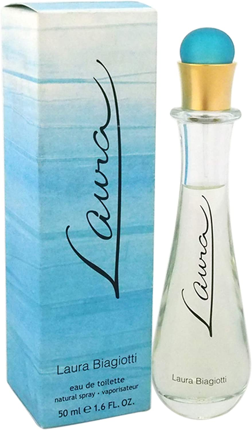 Laura Biagiotti Laura Women Eau De Toilette 50 Ml: Amazon.es