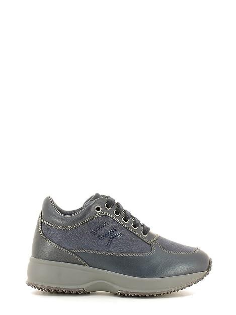 Lumberjack SW01305 003 Blu e Grigio Sneakers Scarpe Donna Calzature Comode  Woman e5e792350a7