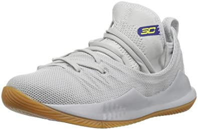 78a9685c663 Under Armour Boys  Pre School Curry 5 Basketball Shoe