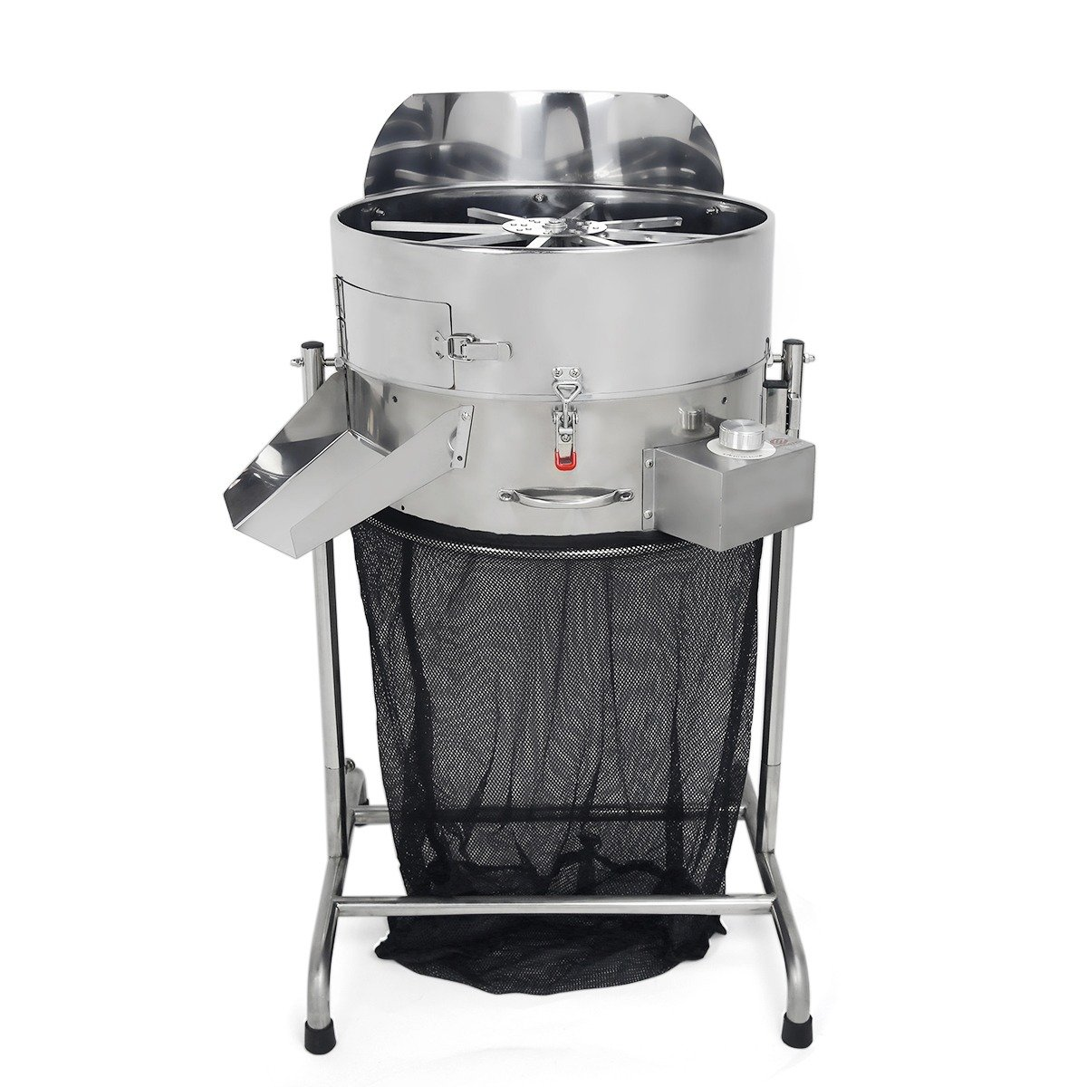 Professional Hydroponic Automatic Bud Leaf Trimmer 2 in 1 Reaper HPS Motorized
