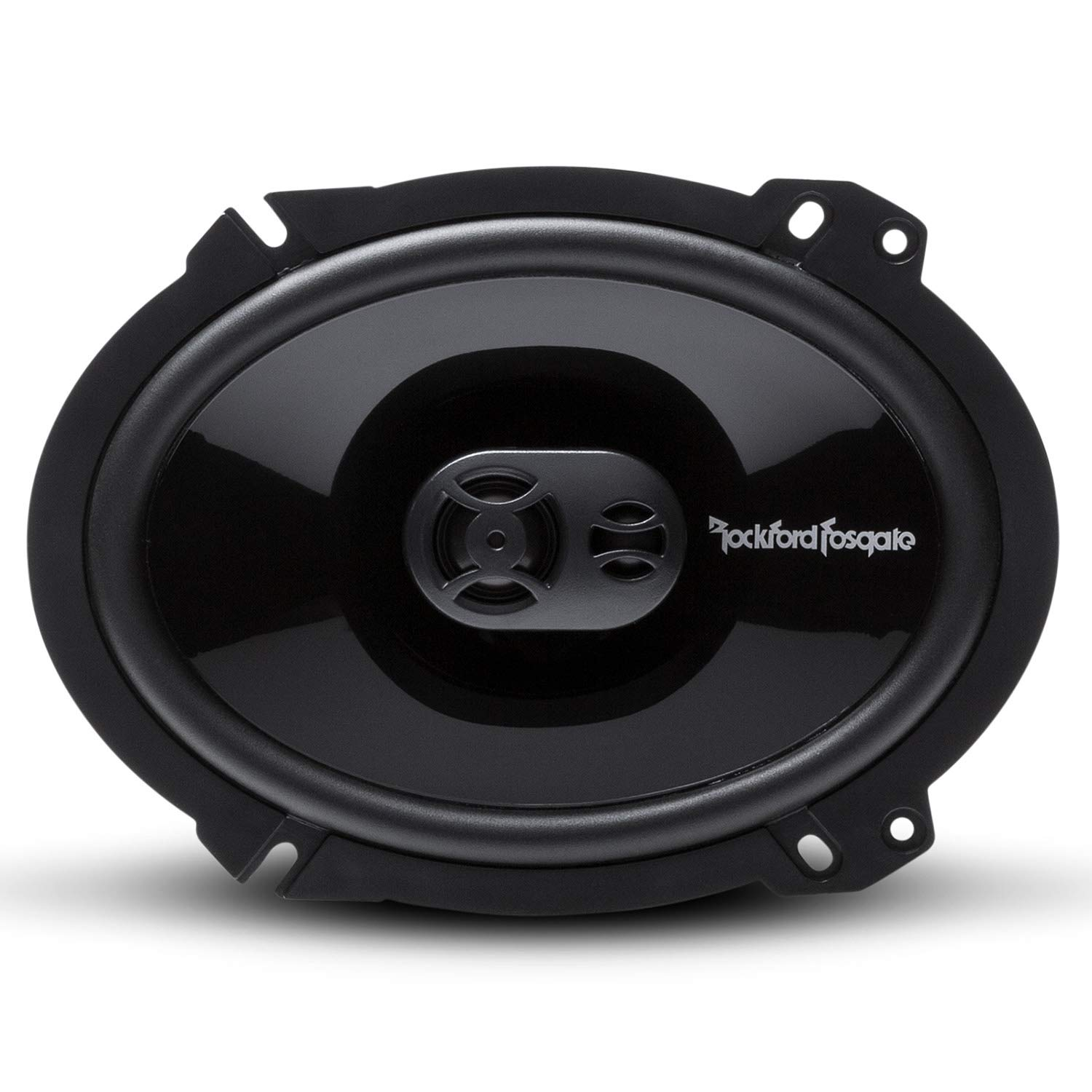 Rockford Fosgate P1683 Punch 6''x8'' 3-Way Full Range Speaker (Pair) by Rockford Fosgate