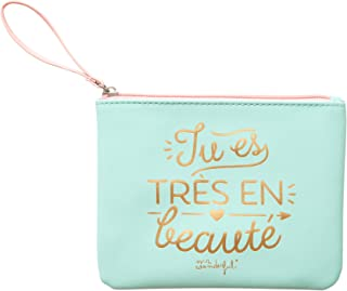 Mr. Wonderful WOA03749FR Trousse de Toilette - Tu Es Très En Beauté