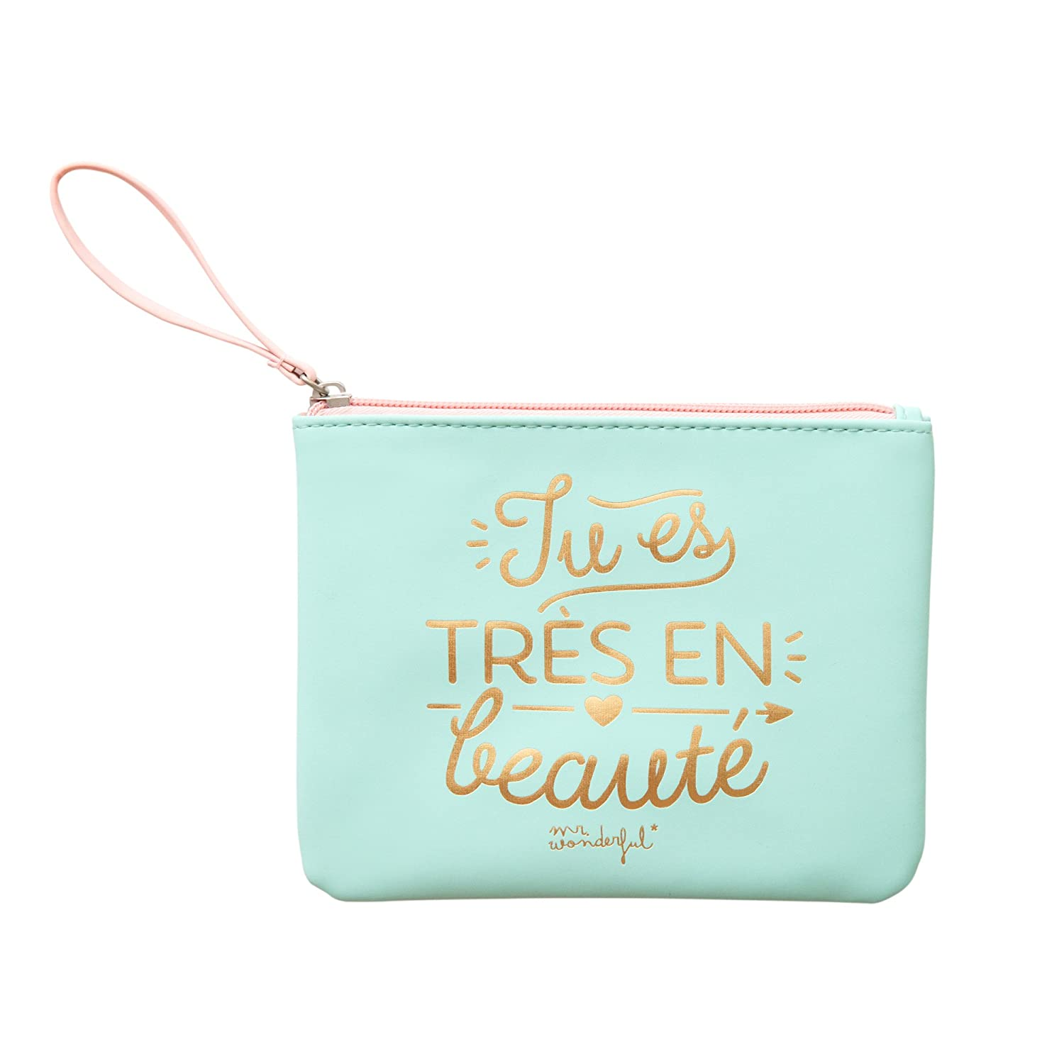 Mr. Wonderful woa03749fr - Bolsa de aseo - tu es muy en ...