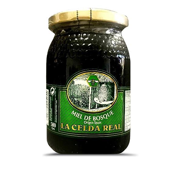 La Celda Real - Miel Natural 500g - 3 sabores diferentes: Miel Romero / Miel