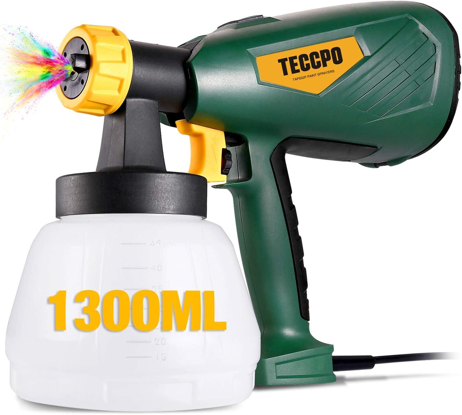 TECCPO Electric Paint Sprayer