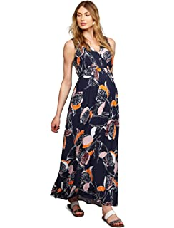 f6f6916113c2f A Pea in the Pod Halter Maternity Dress at Amazon Women's Clothing ...