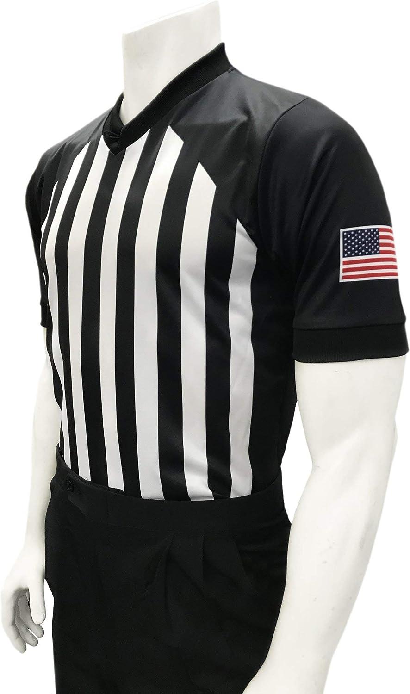 Smitty Men's NCAA Basketball Referee Shirt