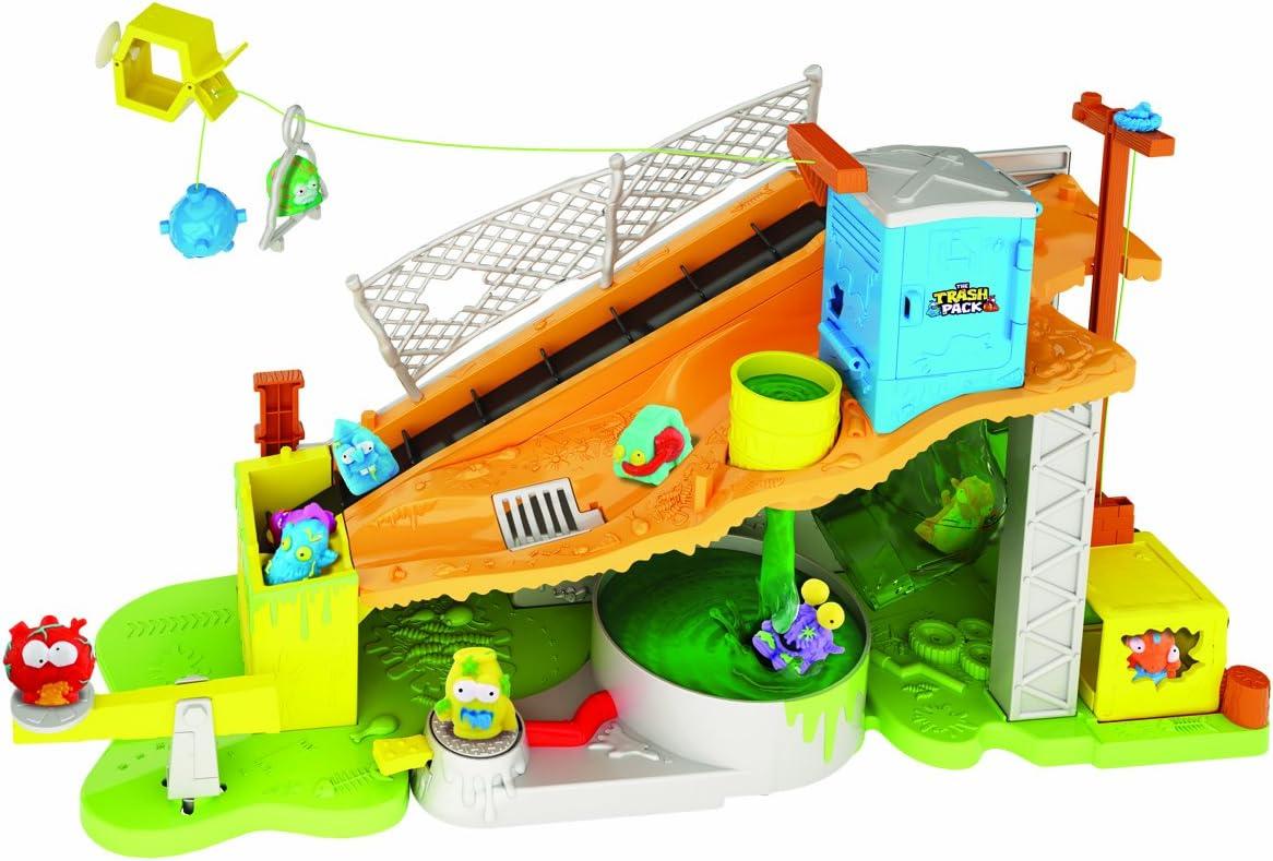 The Trash Pack Los Basurillas - Playset el vertedero, S2 (Giochi Preziosi 68040): Amazon.es: Juguetes y juegos