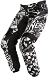 0124W-830 - Oneal Element 2015 Wild Motocross Pants 30 Black/White