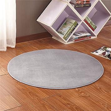 Amazon.de: DOTBUY Runder Teppich Innenbereich, Teppich ...