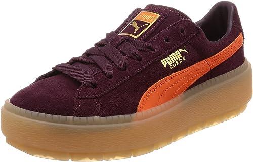 PUMA Sneakers Trace Bordeaux e Arancio: Amazon.it: Scarpe e