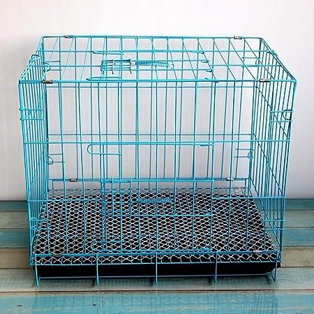 AIAIⓇ Jaula para Cachorros de Perro, Jaula Plegable de 1 Puerta ...