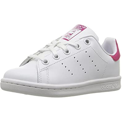 on sale 4737f 3664c adidas Stan Smith, Baskets Mixte Enfant  Amazon.fr  Chaussures et Sacs