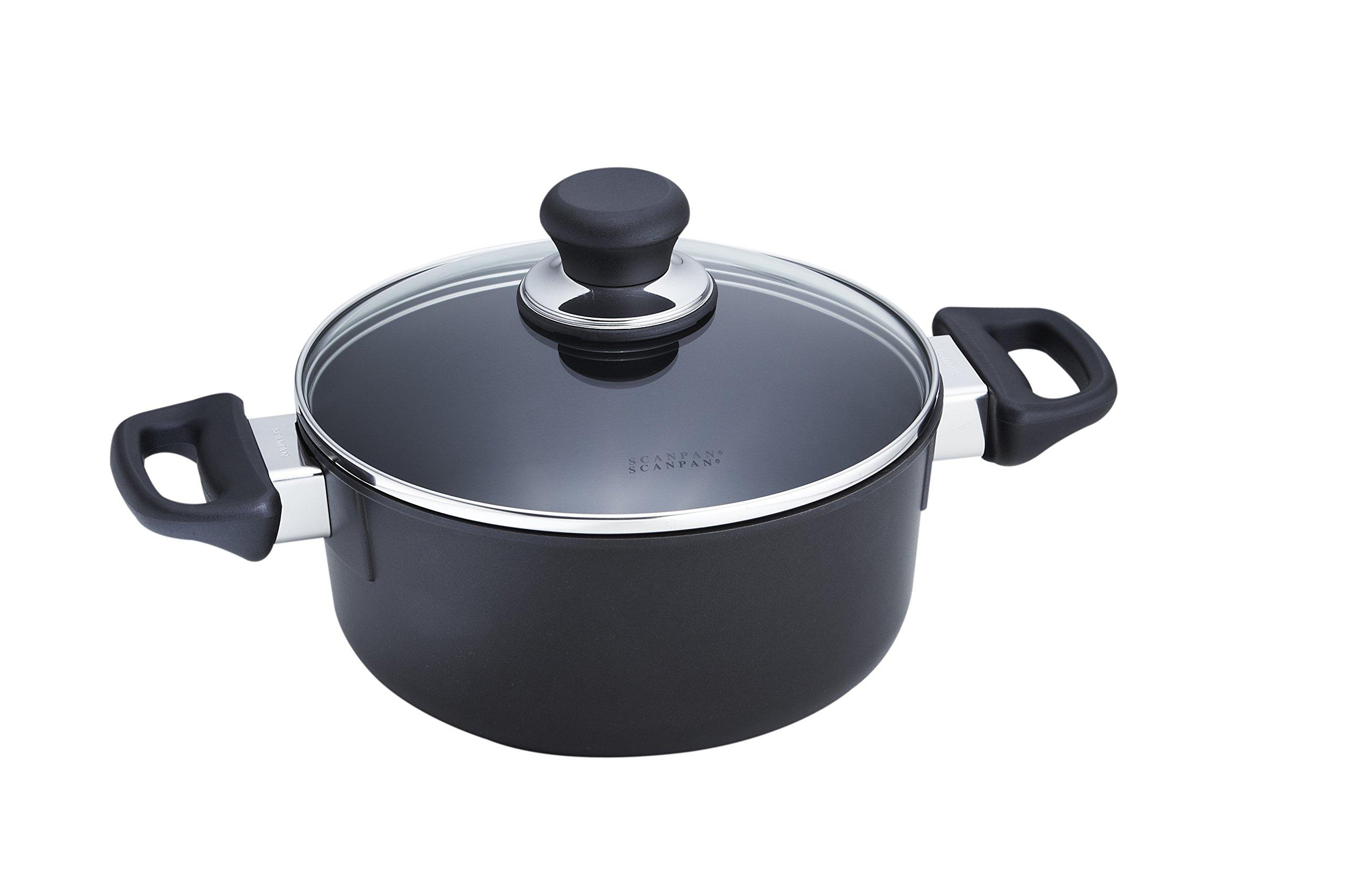 Scanpan Classic 2-3/4-Quart Low Sauce Pot