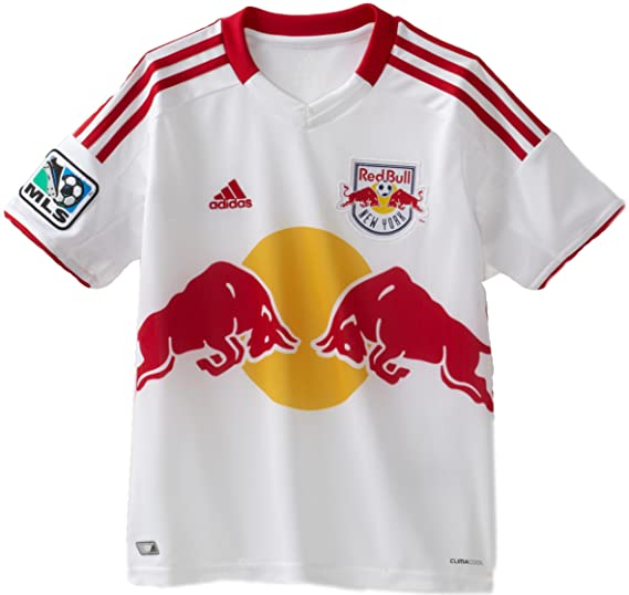 hot sale online b1e10 97a61 Amazon.com : MLS New York Red Bulls Replica Youth Home ...