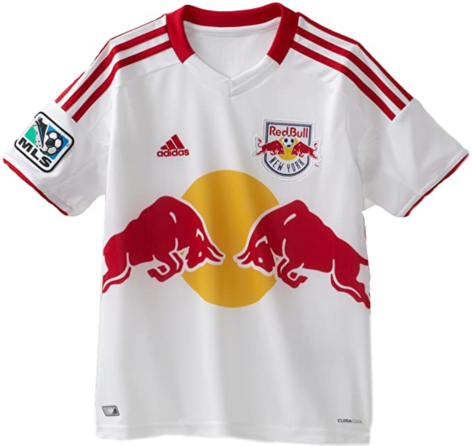 Amazon.com: MLS New York Red Bulls réplica Youth Home Jersey ...