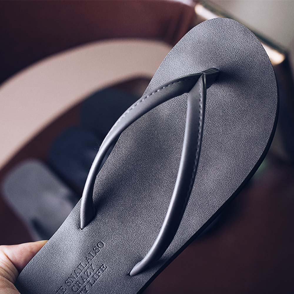 Naladoo Couple Women Men Flip-Flop Slippers Summer Non-Slip Sandals Beach Shoes by Naladoo Men's Shoes (Image #5)