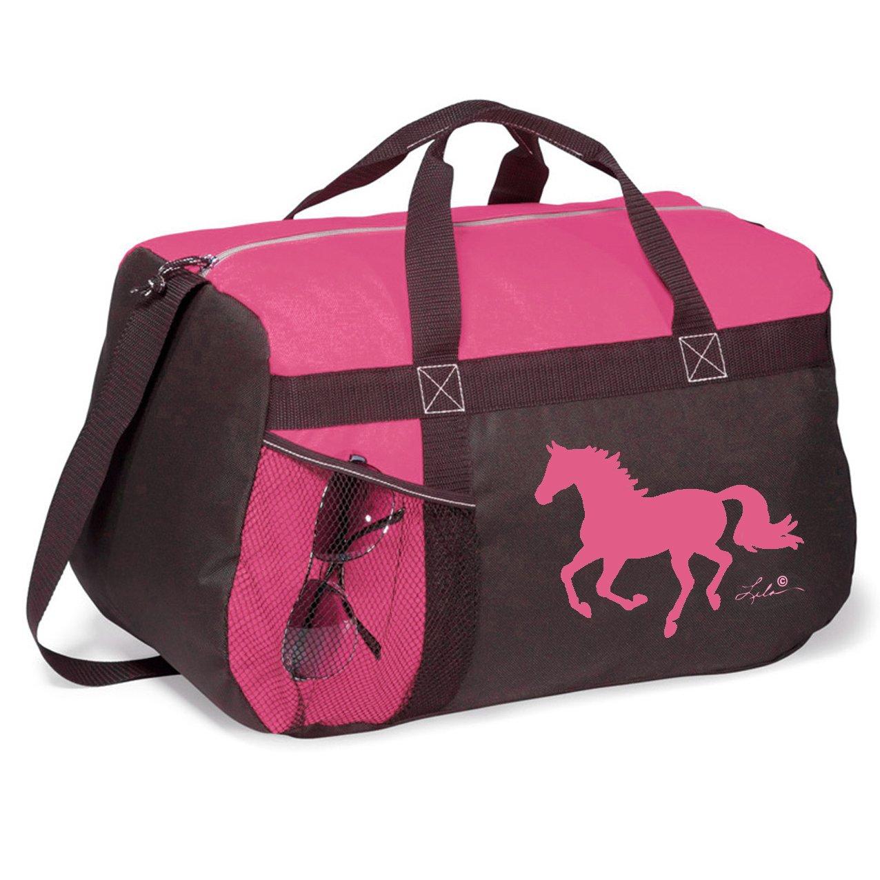 Awst Lila Helmet Duffle Bag Pink