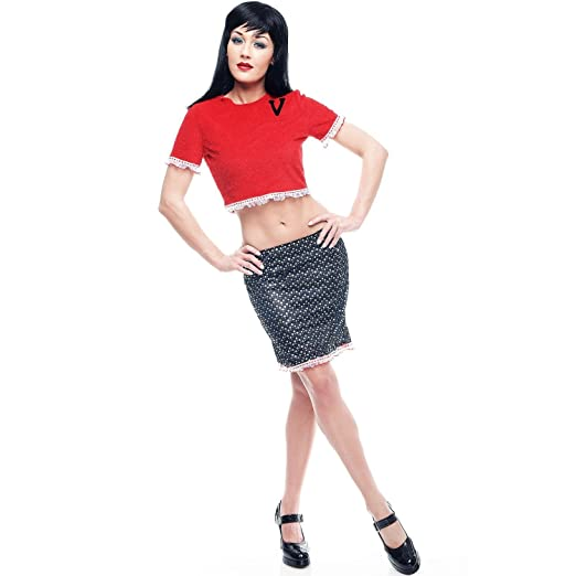 archie comics veronica adult costume size medium