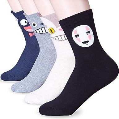 OKIE OKIE - Calcetines de regalo para mujer, diseño de animación ...