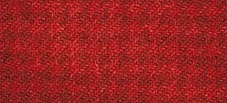 """product image for Weeks Dye Works Wool Fat Quarter Houndstooth Fabric, 16"""" by 26"""", Louisiana Hot Sauce"""