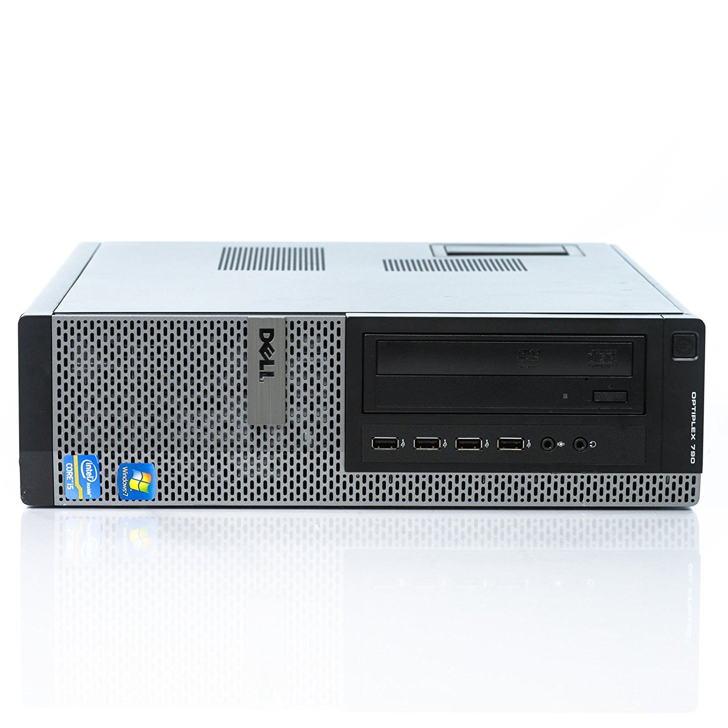 amazoncom dell optiplex 790 sff desktop computer intel core i5 i52400 310 ghz 4gb ram 500gb hdd dvdrom windows 10 32bit