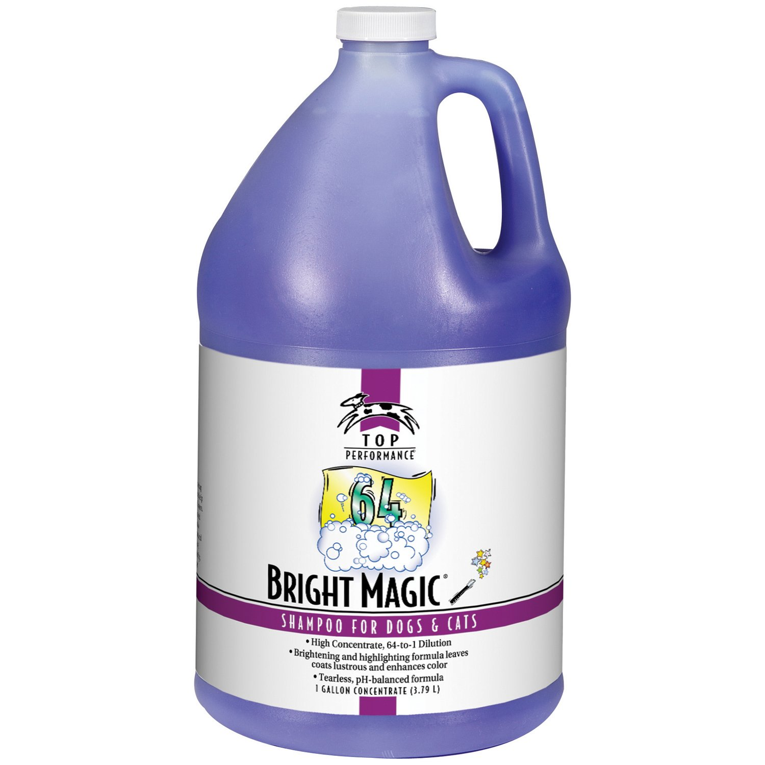 Top Performance TP 64 Shampoo Gal Bright Magic by Top Performance