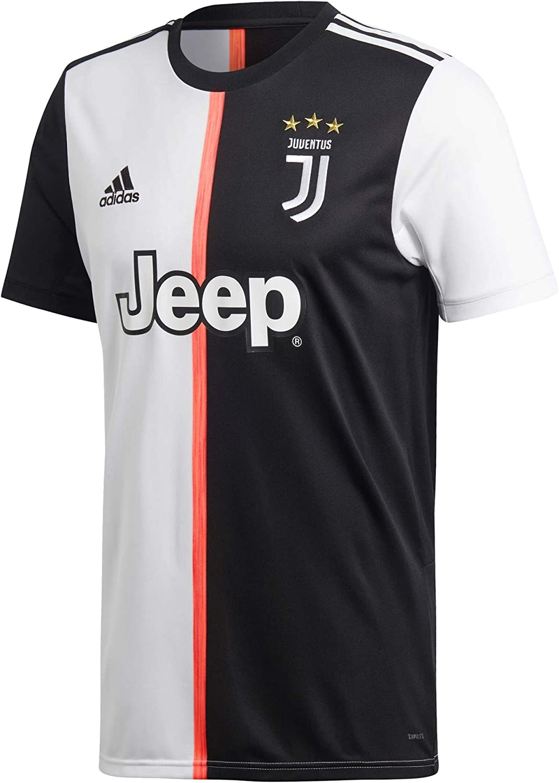 adidas Juventus Adult Home Replica Jersey (DW5455)