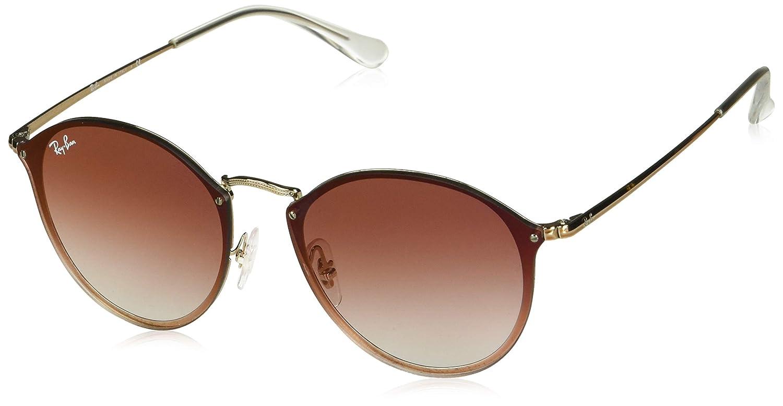 bfa5c29c14 Ray-Ban RB3574N BLAZE ROUND Sunglasses 001 E4