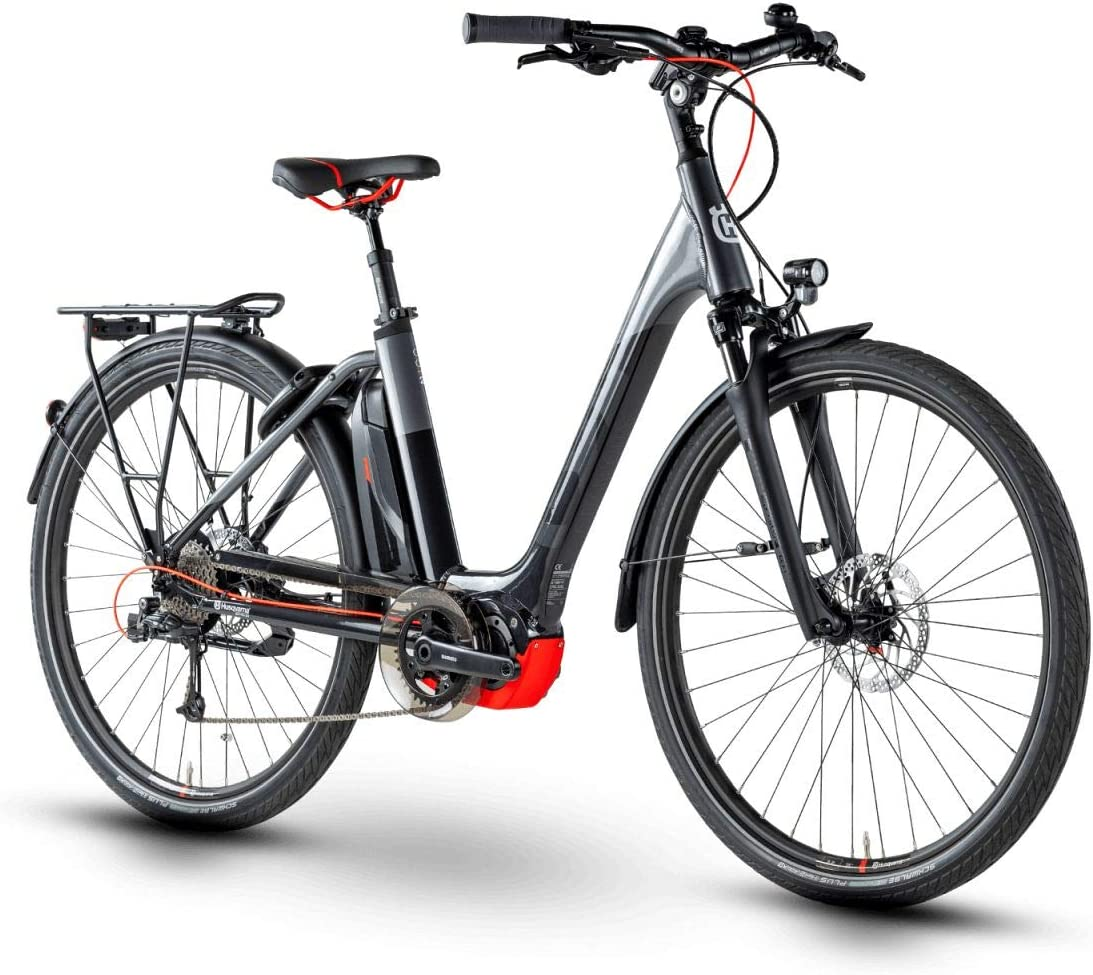 Husqvarna Gran City GC2 Pedelec E-Bike City 2019 - Bicicleta ...