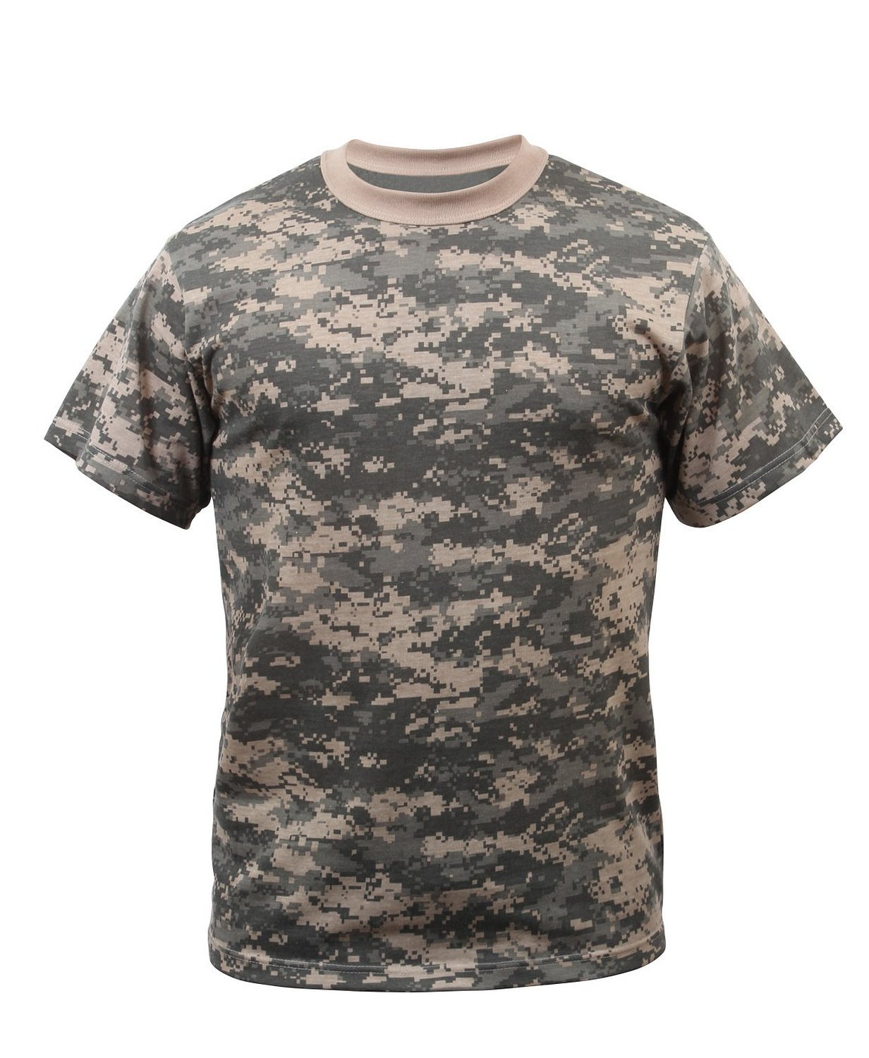 Rothco T-Shirt/Acu Digital Camo - XX-Large RSR Group Inc 613902637900 rco-6379_ACU Digital_2X
