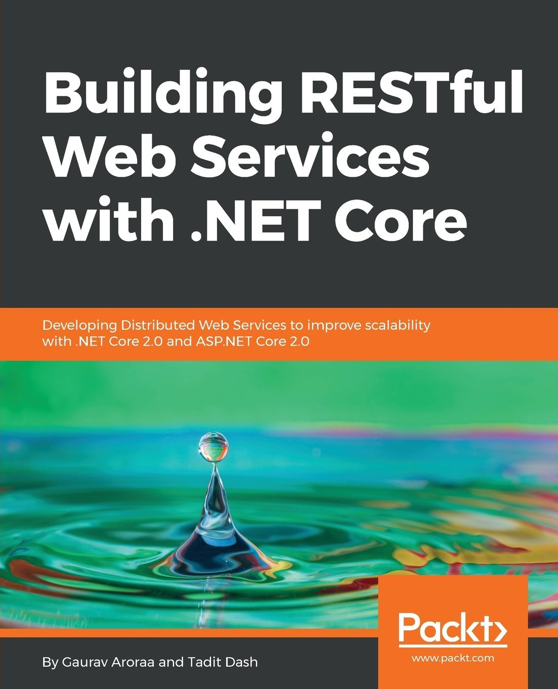 Download Building RESTful Web Services with .NET Core: Developing Distributed Web Services to improve scalability with .NET Core 2.0 and ASP.NET Core 2.0 pdf epub
