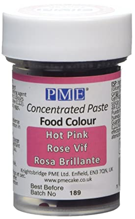 PME Paste Colour Hot Pink 25 g