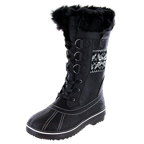 1cd2ffda4d0 Northside Women's Bishop Snow Boot