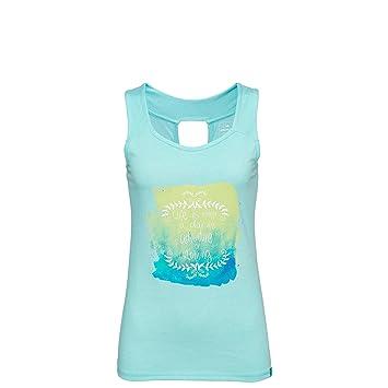 fffb8cc15d67 Eider Women s Mauna Loa T-shirt Sleeveless Blue Bay Print 2.0 Adventure –  Women