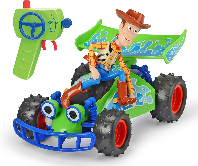 Voiture radiocommandée Toy Story 4 bons plans noel