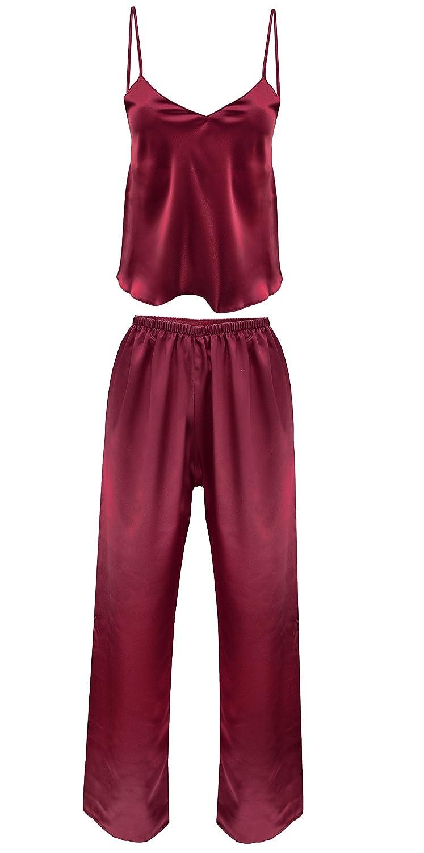 DKaren Lady-Mode Wäsche Set aus Satin Iga (XS - 2XL): Amazon.de: Bekleidung