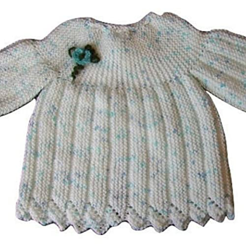 3e665395decb Amazon.com  Toddler Baby Hand Knit Long Sleeve Jacket  Handmade