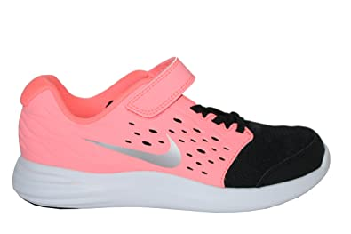 new style efe1d c0eca Nike Kids Lunarstelos (PSV) Running Shoes Big Girls Shoes (1 Little Kid M