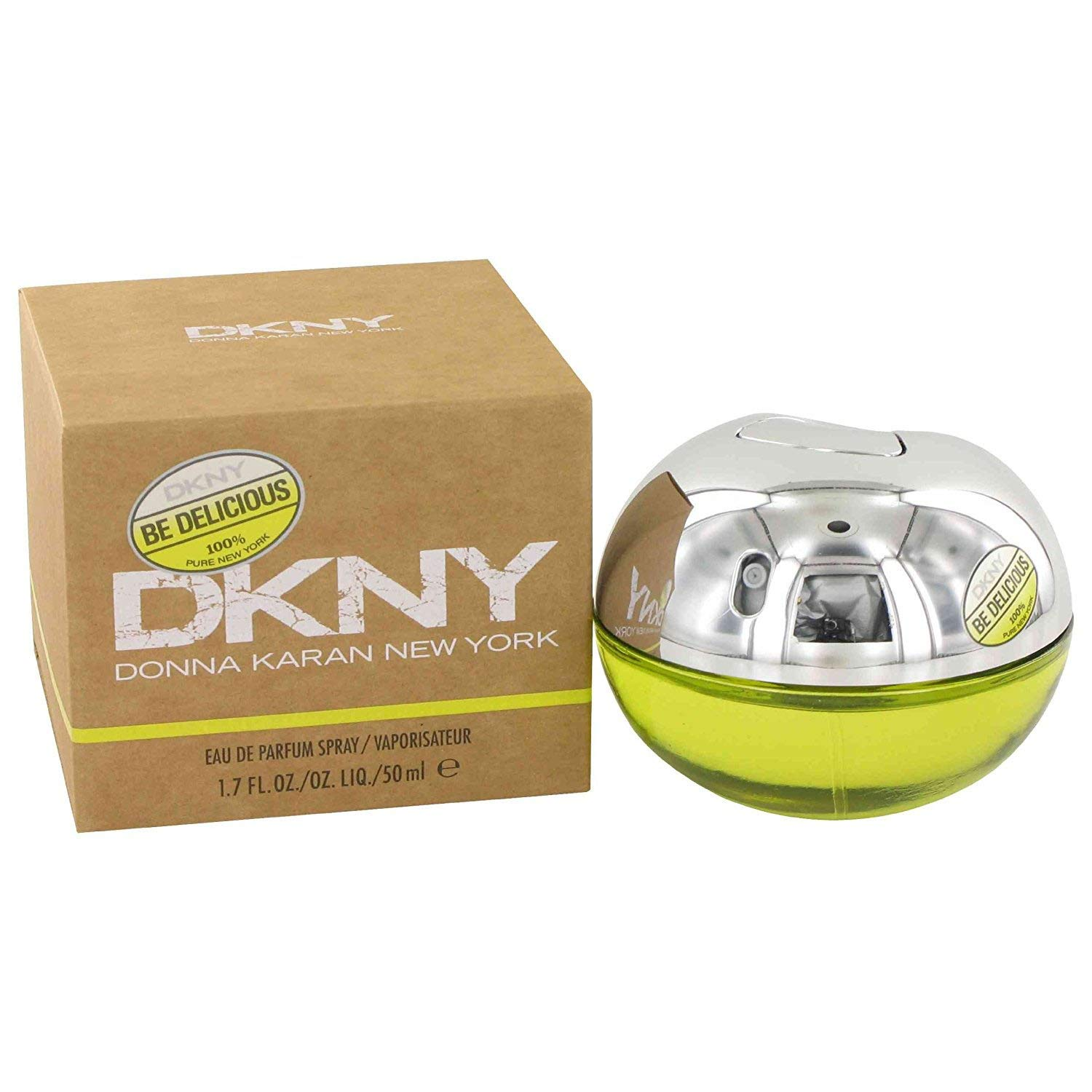 DKNY Be Delicious Eau De Parfum for Women - 50 ml 133490 P-DR-303-50