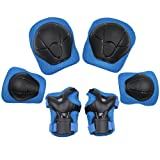 Kid's Protective Gear Set,Roller Skating Skateboard BMX Scooter Cycling Protective Gear Pads