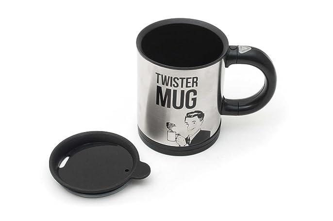 Assez Mug qui touille tout seul pour les paresseux: Amazon.fr: Cuisine  XL33