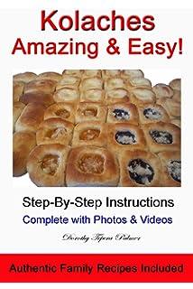 Czech cooking dumplings knedlicky volume 1 jana mladek kolaches amazing easy forumfinder Image collections