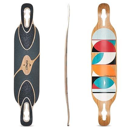 Amazon.com   Loaded Boards Dervish Sama Bamboo Longboard Skateboard ... 0d5602b11ab