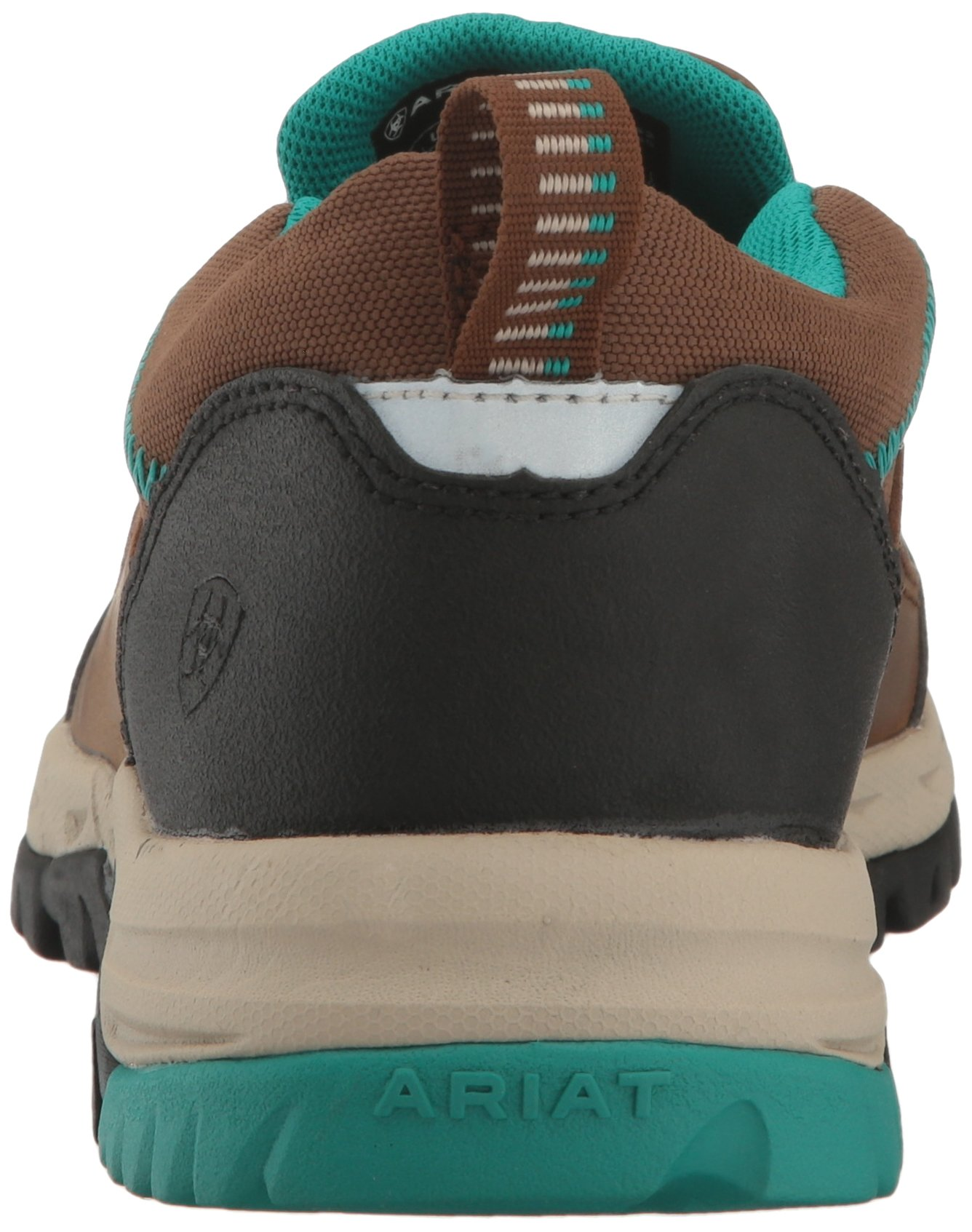 Ariat Women's Skyline Slip-on Hiking Shoe, Taupe, 8 B US by Ariat (Image #2)