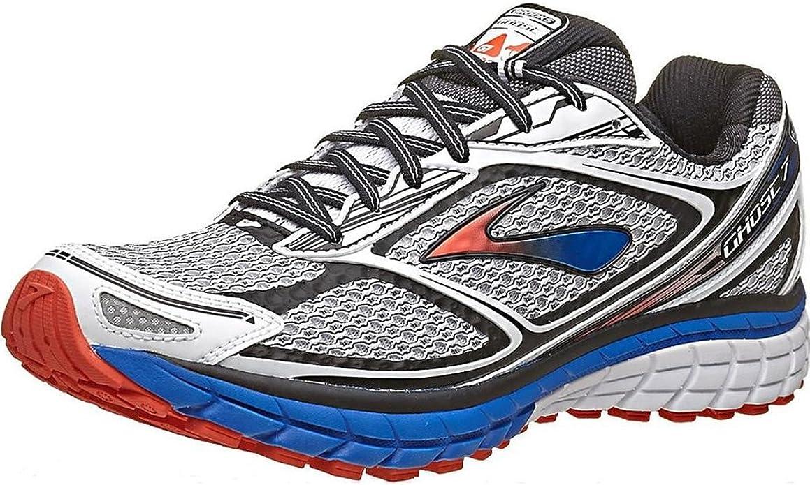 Brooks Ghost - Zapatillas de running para hombre, gris, 11,5: Amazon.es: Deportes y aire libre