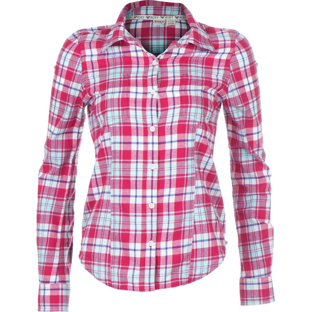 Roxy Junior's Driftwood 2 Flannel Shirt Roxy Juniors Sportswear ARJWT03094