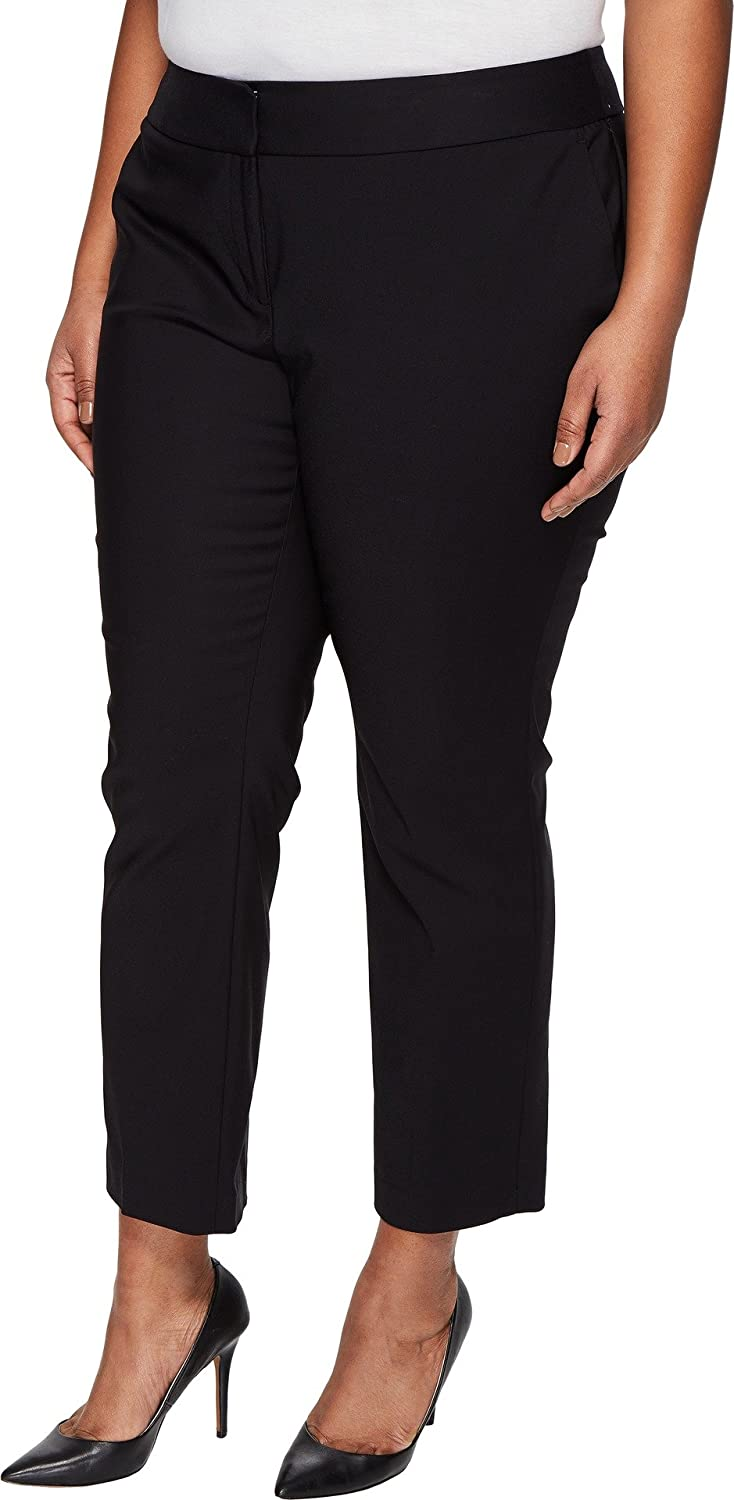 80856f4da42 Vince Camuto Specialty Size Womens Plus Size Front Zip Ankle Pants at Amazon  Women s Clothing store