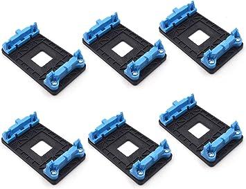 Socket AM2 AM2 AM3 FM1 HEATSINK RETENTION Bracket w// Backplate